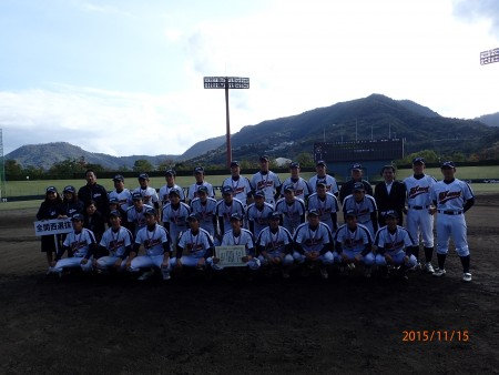 2015 ALL KANSAI TEAM